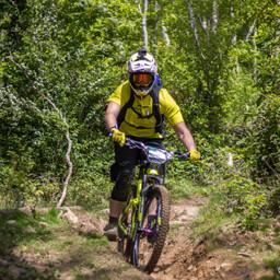 Photo of Mark MAXWELL at Big Wood, Co. Down