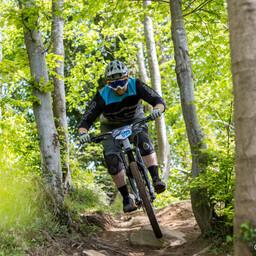 Photo of Jonathan OWENS at Big Wood, Co. Down