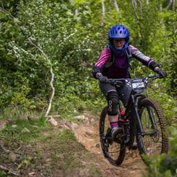 Photo of Ciara BOURKE at Big Wood, Co. Down