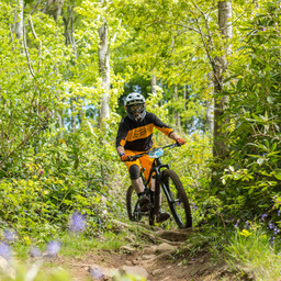 Photo of Terry MCERLAIN at Big Wood, Co. Down