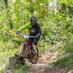 Photo of Keith HULL at Big Wood, Co. Down