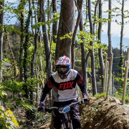Photo of Jordan BURNS at Big Wood, Co. Down