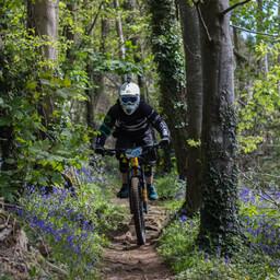 Photo of Sean BANNON at Big Wood, Co. Down