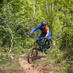 Photo of Jamie MOTTRAM at Big Wood, Co. Down