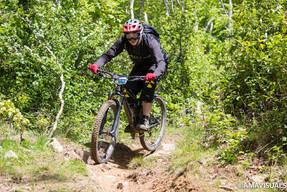 Photo of Matthew HYNDMAN at Bigwood, Co. Down