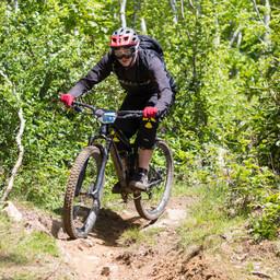 Photo of Matthew HYNDMAN at Big Wood, Co. Down