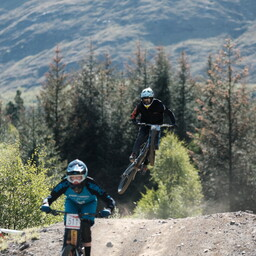 Photo of Charlie MOSLEY at Fort William
