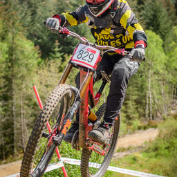 Photo of Jack STRUTT at Fort William
