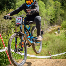 Photo of Joe WILLOUGHBY at Fort William
