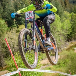 Photo of Levi LOOMES at Fort William