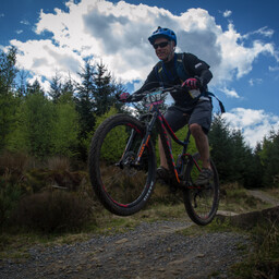 Photo of Chad ALDER at Hamsterley