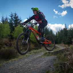 Photo of Dale CROW at Hamsterley