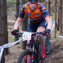 Photo of Richard GREGORY at Cannock Chase