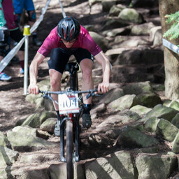 Photo of Paul NEWNHAM at Cannock Chase