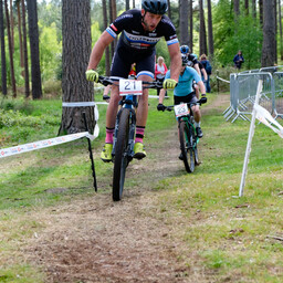 Photo of Max GIBBONS at Cannock Chase