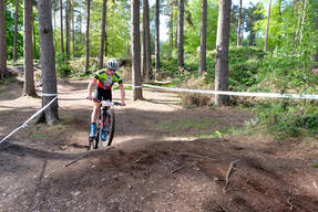 Photo of Alec GREGORY at Cannock