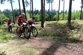 Photo of Reuben ORR at Cannock Chase