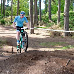 Photo of Lee WILLIAMS (elt) at Cannock Chase