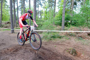Photo of Alan DUNCAN (mas) at Cannock