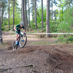 Photo of Frazer CLACHERTY at Cannock Chase