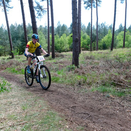 Photo of Louis JAKOBSON at Cannock Chase