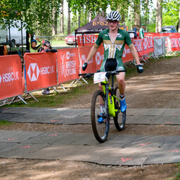 Photo of Cameron ORR at Cannock Chase
