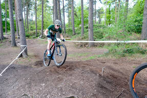 Photo of Sean FLYNN at Cannock