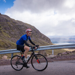 Photo of Andrew MCBRIDE at Bealach Mor