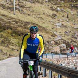 Photo of Gordon HOEY at Bealach Mor