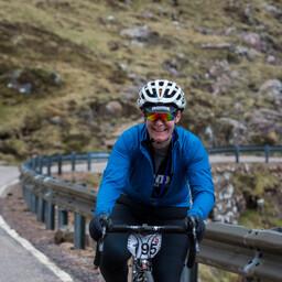 Photo of Samantha WILLIAMS at Bealach Mor