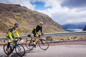 Photo of Multiple riders at Bealach Mor