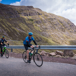 Photo of Kevin CROCKETT at Bealach Mor
