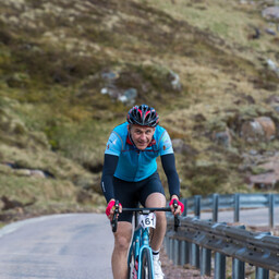 Photo of Colin SANDILANDS at Bealach Mor