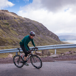 Photo of Andrew CAMPBELL (sen) at Bealach Mor
