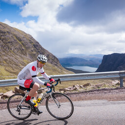 Photo of Michael MCINNES at Bealach Mor