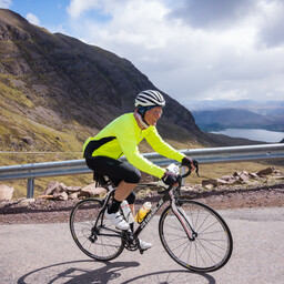 Photo of Adrian GAUGHAN at Bealach Mor