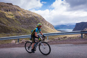 Photo of Marie MELDRUM at Bealach Mor
