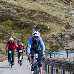 Photo of Joanne SIMPSON at Bealach Mor