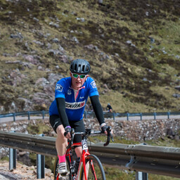 Photo of Lewis PATERSON at Bealach Mor