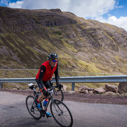 Photo of Jonathan WHITESIDE at Bealach Mor