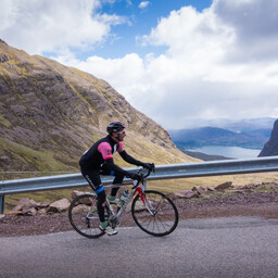 Photo of Simon DENLEY at Bealach Mor
