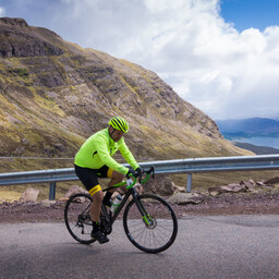 Photo of Thibaut HEINRICH at Bealach Mor
