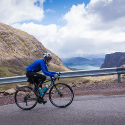 Photo of Su ENGSTRAND at Bealach Mor