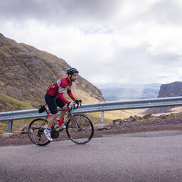 Photo of Cameron RENNIE at Bealach Mor