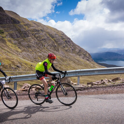 Photo of Hamish WHITESIDE at Bealach Mor