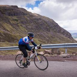 Photo of John BAIN at Bealach Mor