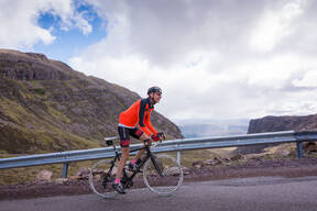 Photo of Alistair JENKINS at Bealach Mor