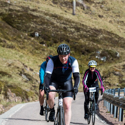 Photo of Colin STEELE at Bealach Mor