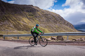Photo of Stephen SPENCER at Bealach Mor