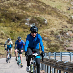 Photo of Robert QUINN at Bealach Mor